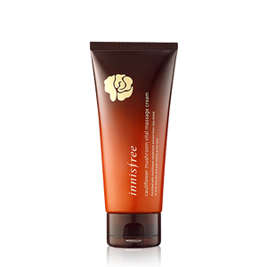 INNISFREE CAULIFLOWER MUSHROOM VITAL MASSAGE CREAM - impaviid
