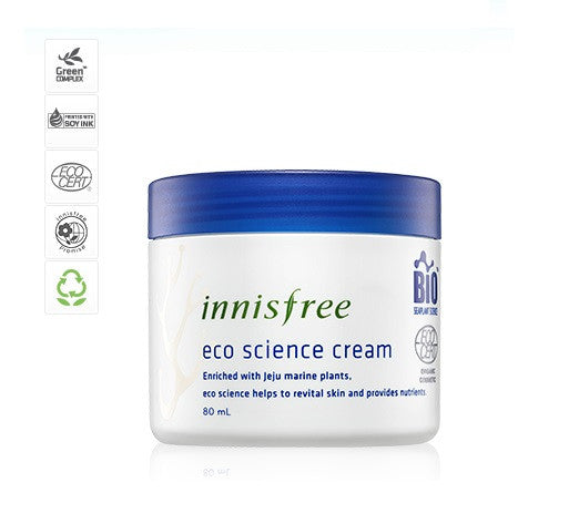 INNISFREE ECO SCIENCE CREAM - IMPAVID GIRL