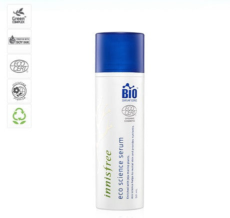 INNISFREE ECO SCIENCE SERUM - IMPAVID GIRL