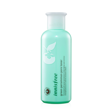 INNISFREE LEAVES PERSIMMON PORE TONER - impraid