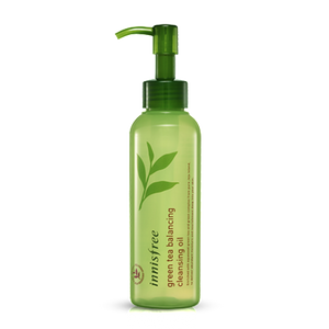 INNISFREE GREEN TEA BALANCING CLEANSING OIL - impaviid