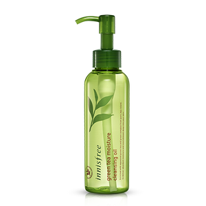 INNISFREE GREEN TEA MOISTURE CLEANSING OIL - impaviid