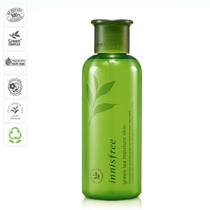 INNISFREE Green TEA MOISTURE SKIN TONER - impraid