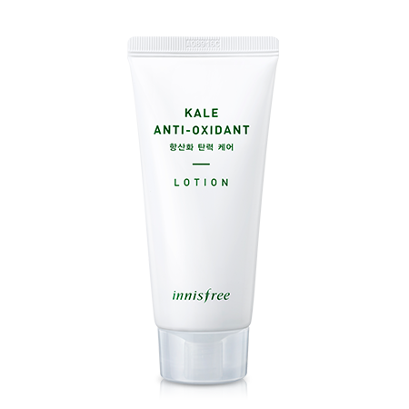 INNISFREE KALE ANTI OXIDANT LOTION - impaviid