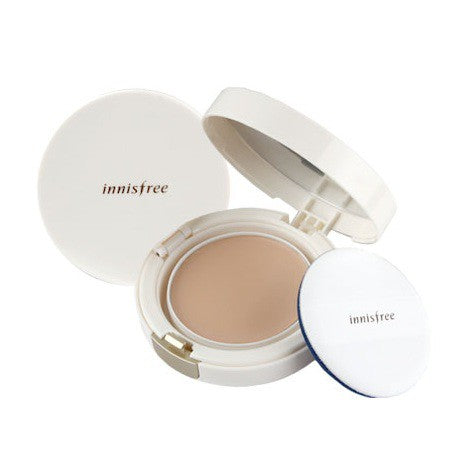 INNISFREE MELTING COVER FOUNDATION - neuzkrītošs