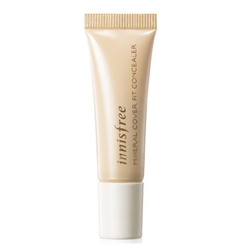 INNISFREE MINERAL COVER FIT CONCEALER - impavid