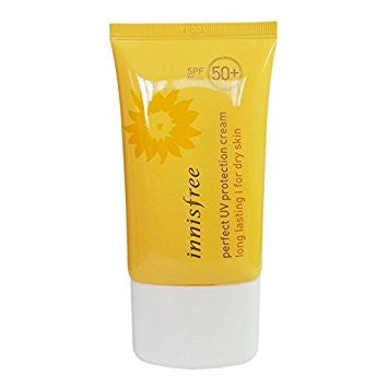 INNISFREE PERFECT UV PROTECTION CREAM LONG LASTING SPF 50 PA+++ (DRY SKIN) - impaviid