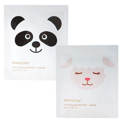INNISFREE RELAXING EYE WARMER 18G 2 TÜÜBID