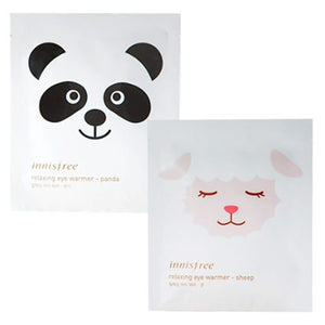 INNISFREE RELAXING EYE WARMER 18G 2 TIPOVI