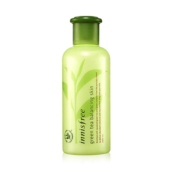 INNISFREE Green TEA BALANCING SKIN TONER - impraid