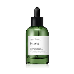 MANYO FACTORY ACTIVE REFRESH HERB SPECIAL TREATMENT OIL 40ML