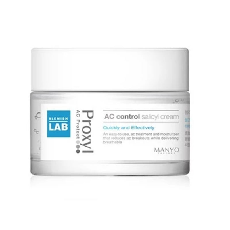 MANYO FACTORY BLEMISH LAB PROXYL AC CONTROL SALICYL CREAM 50ML