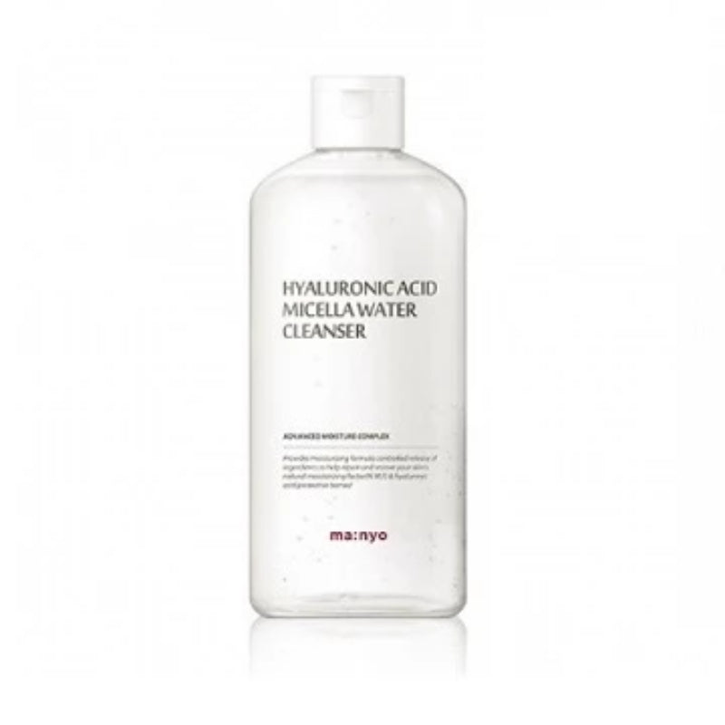 MANYO FACTORY HYALURONIC ACID MICELLAR WATER CLEANSER 300ML