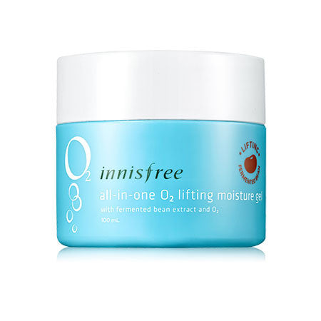 INNISFREE ALL IN ONE O2 LIFTING MOISTURE GEL - IMPAVID GIRL