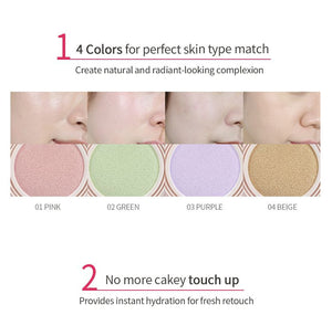 APRIL SKIN MAGIC SNOW CushION PINK - TÁC DỤNG