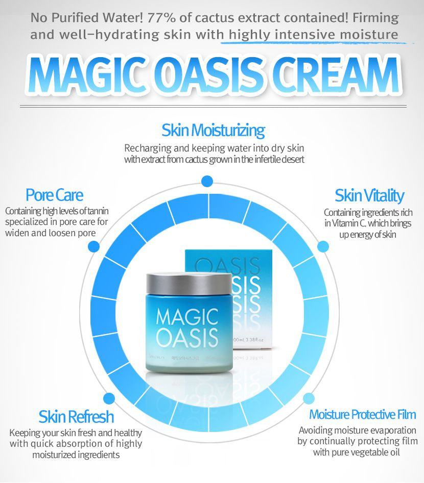 CREMA OASIS MAGIC DE LA PIEL DE ABRIL - IMPAVIID