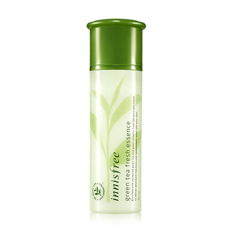 INNISFREE GREEN TEA FRESH ESSENCE - IMPAVID GIRL