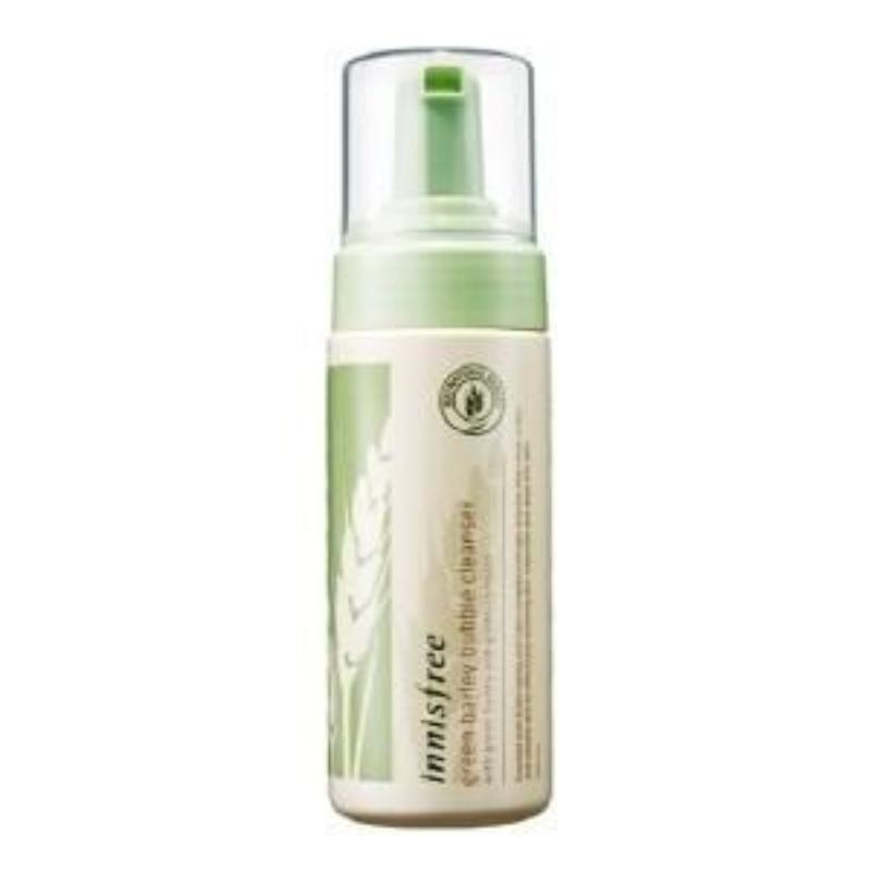 INNISFREE GREEN BARLEY BUBBLE CLEANSER - impissid