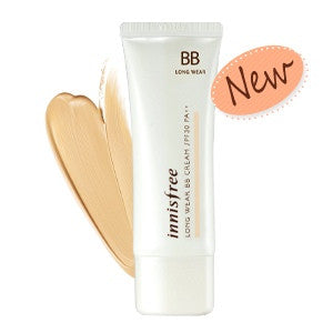 INNISFREE LONG WEAR BB CREAM - impaviid