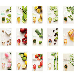 INNISFREE IT REAL SQUEEZE SHEET MASK [15 TYPES] - impaviid