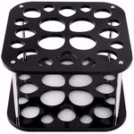 BRUSHES HOLDER / DRYIER BLACK