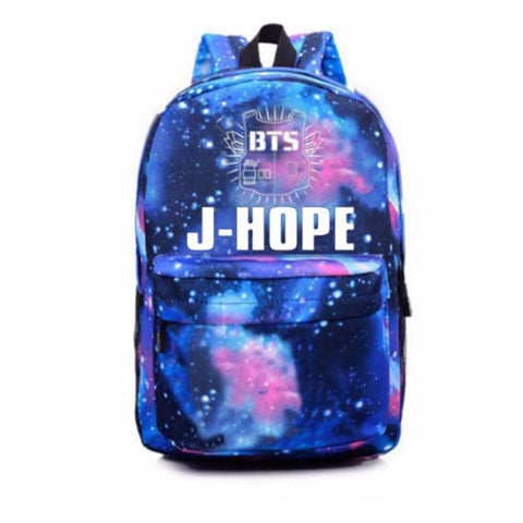 GALAXY BANGTAN BOYS / BTS BACKPACK LIMITED ITEM