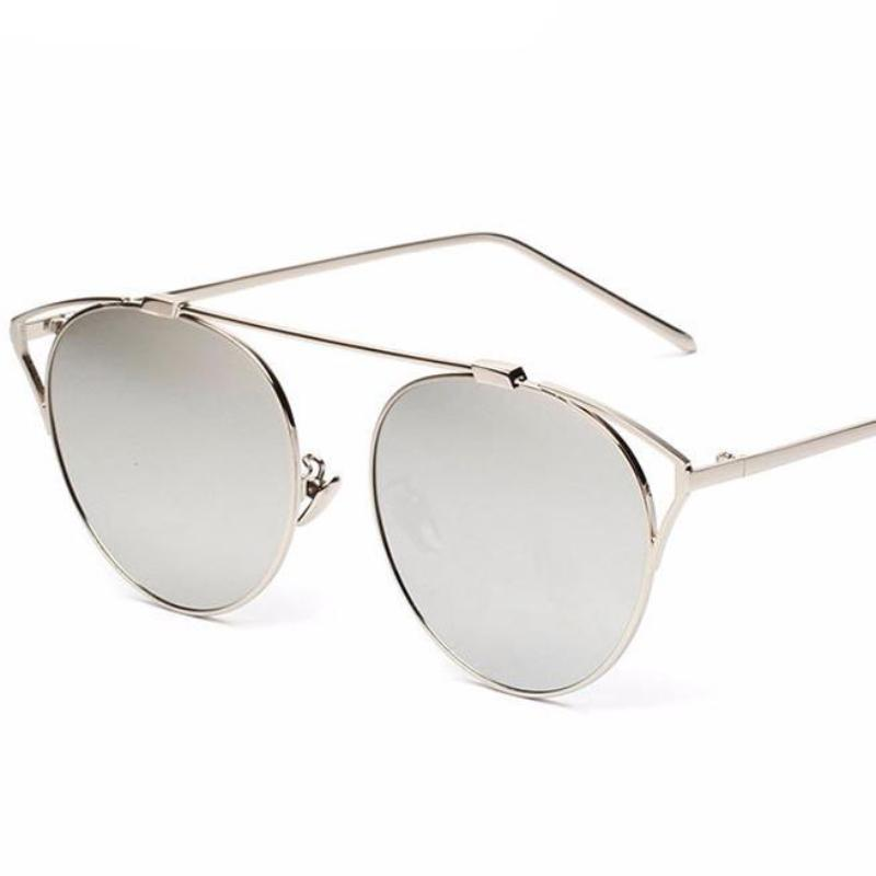 CAT EYE SUNGLASSESS ANTI UV RAYS 6 VÄRVID - IMPAVIID