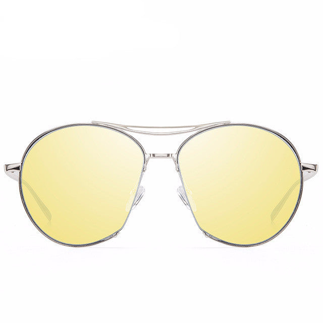 4 COLORS RETRO SUNGLASSES  -  IMPAVIID