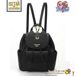 [ARTICOLO LIMITATO] ISTEAN SAILOR MOON 25TH ANNIVERSARY BAG VEGAN PELLE 2 COLORS - impaviid