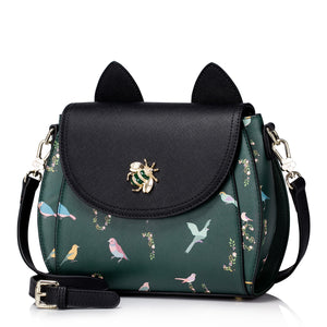 CAT EAR BAG 2カラーズHARAJUKU / JAPAN STYLE AUTUMN 2017  -  IMPAVIID