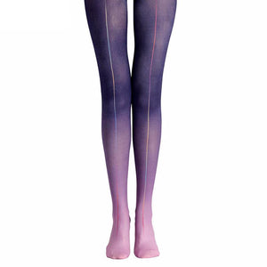 GRADIENT TIGHTS - impaviid