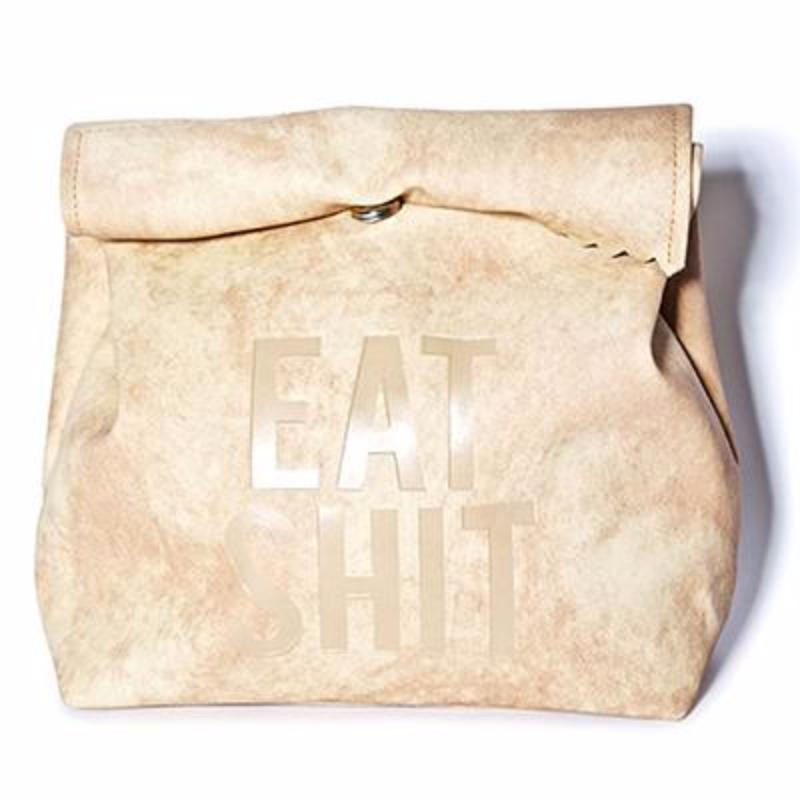 EAT SH*T BUCKET CLUTCH - impaviid