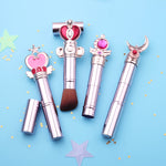 [LIMITED ITEM] SAILOR MOON FOUNDATION BRUSH 1 PCS / 4 PCS / 8 PCS