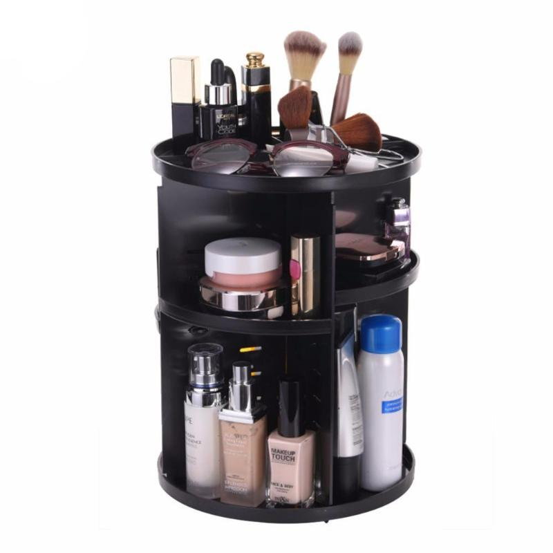 360DEGREE ROTATING MAKEUP ORGANIZER - IMPAVIID
