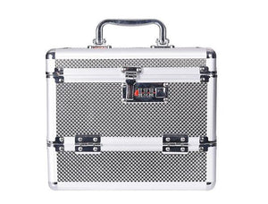 PROFESSIONAL MAKEUP CASE 3 COLORS MULTI TIERS - impaviid