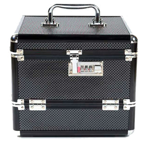 PROFESJONALNY MAKEUP CASE 3 COLORS MULTI TIERS - impaviid