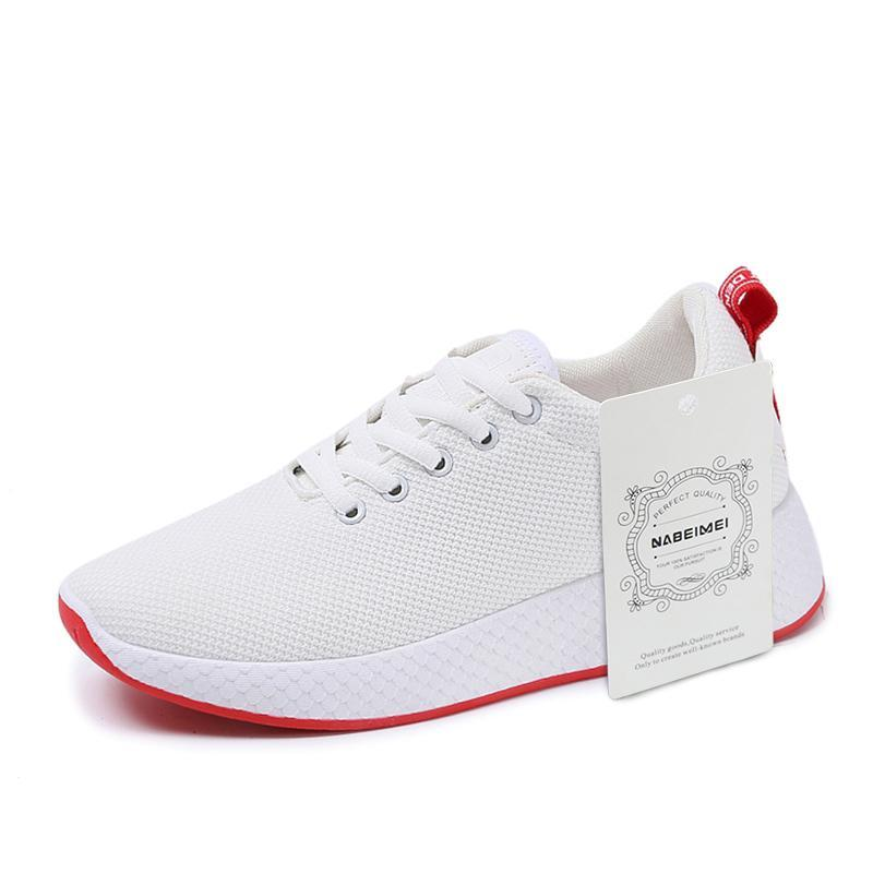 BREATHABLE AIR MESH SNEAKERS 3 COLORS CRUELTY-FREE