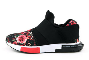 CASUAL LACELESS SNEAKERS CRUELTY-FREE - IMPAVIID