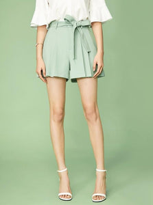 PLEATED FORMAL SHORTS - impaviid