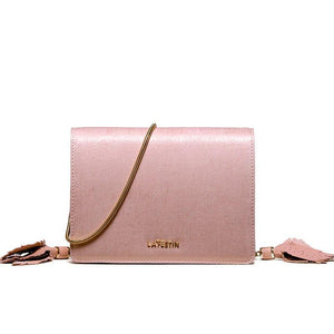 FLAP CHAIN ​​CROSSBODY BAG