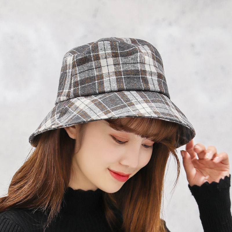 KAPA PLAID BUCKET