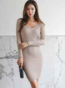 BODYCON KUDUMISED SUITSU KLEIT - IMPAVIID