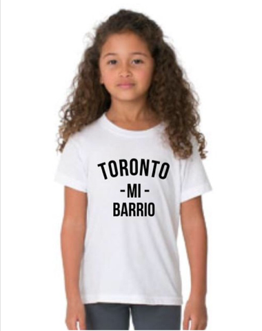 Tee - Barrio Youth White