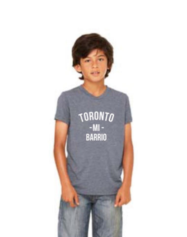 Tee - Barrio Youth Grey