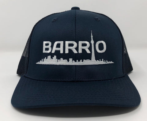 Barrio Trucker Cap - RED