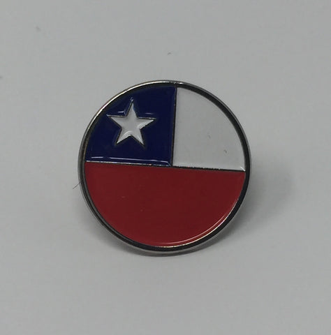 Pins - Chile