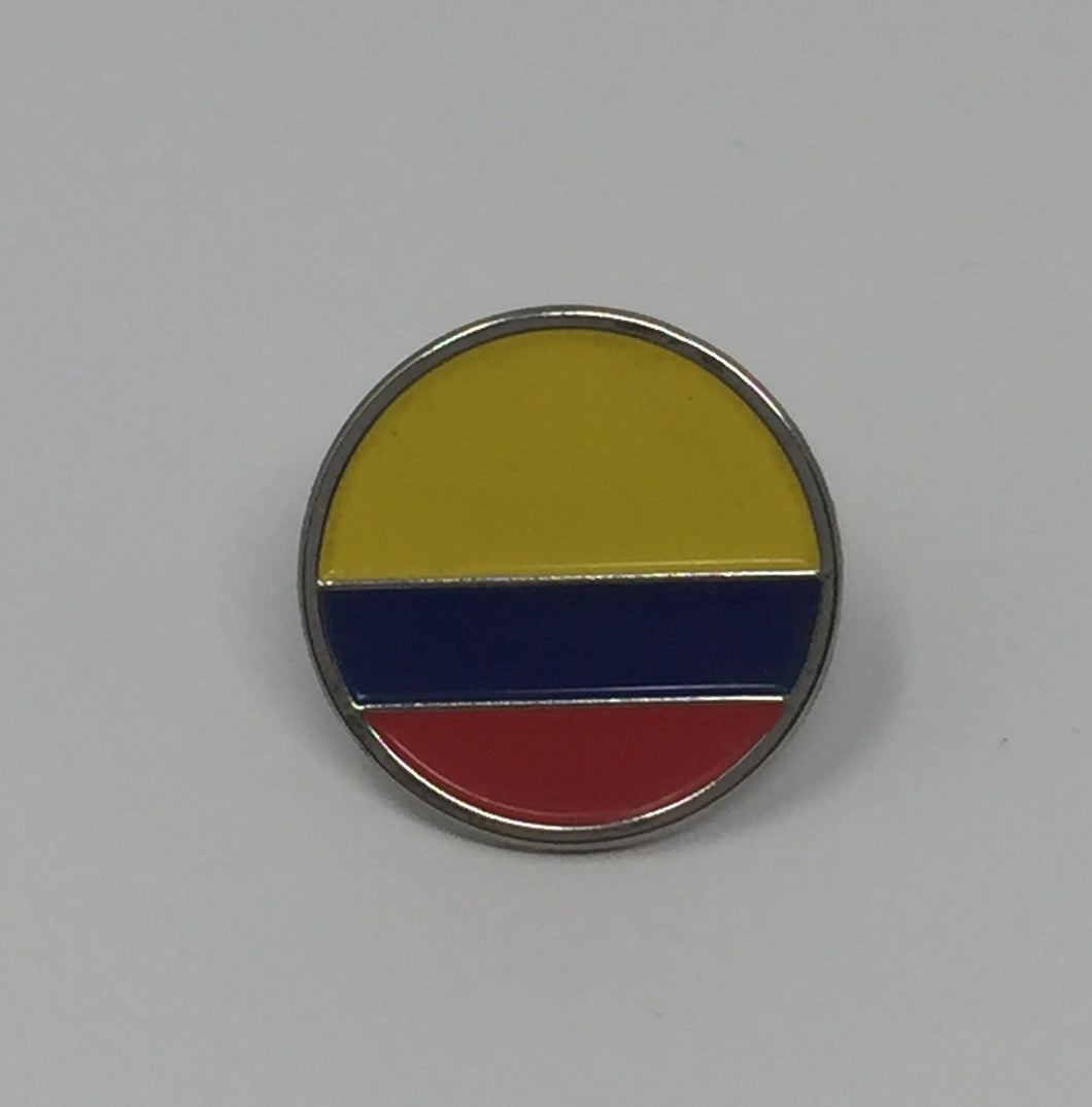 Pins - Colombia - Toronto Latinos