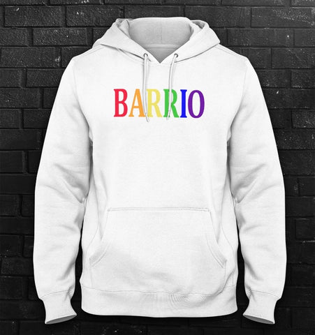Sweater - Barrio Grey