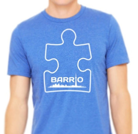 BARRIO Autism Awareness Tee