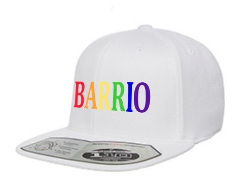 Colores Snapback - White - Toronto Latinos